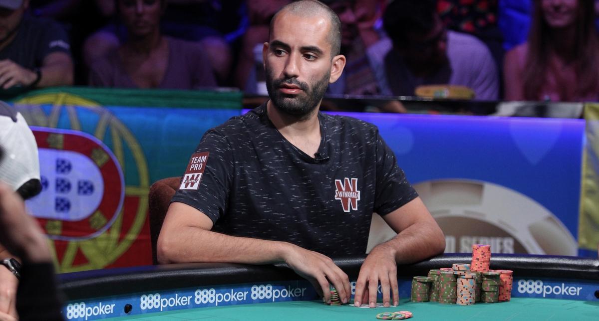 JOÃO VIEIRA : INTERVIEW DU CHAMPION PORTUGAIS DU TEAM WINAMAX | People in  poker