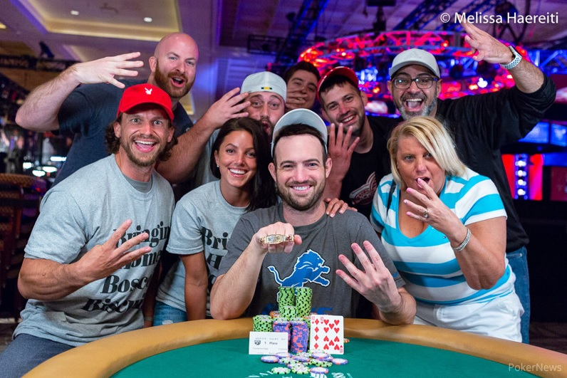 World Series Of Poker : la revanche de Joe Cada