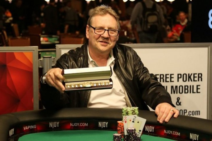 John Gale : disparition d'un double champion WSOP