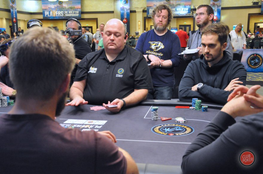 PokerStars Players Championship : Julien Martini en table finale