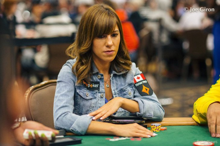 World Series Of Poker Online : au tour de Kristen Bicknell