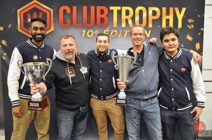 Club Poker Radio au Winamax Club Trophy : le replay