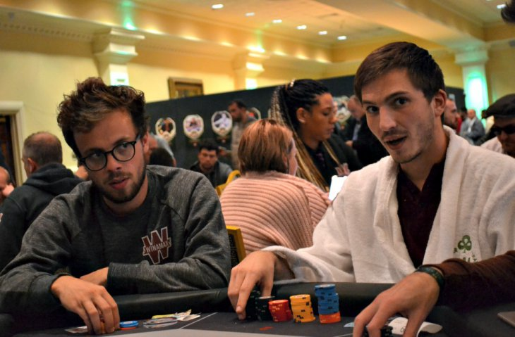 Wina Series : Petit Heads-up entre Team Pros