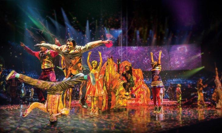 Le Cirque du Soleil se déclare en faillite pour mieux se relancer