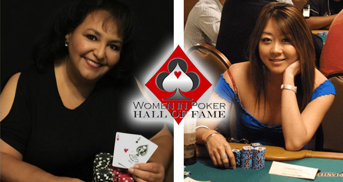 Women in Poker Hall of Fame : Maria Ho et Lupe Soto honorées