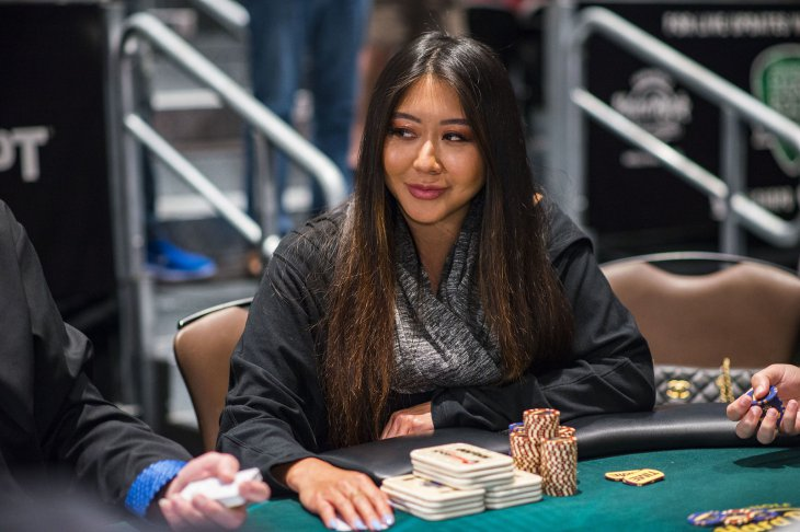 WPT Seminole Hard Rock Poker Showdown : Maria Ho sur sa lancée
