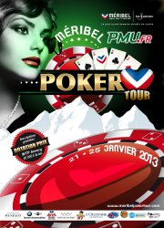 Méribel Poker Tour by PMU.fr du 21 au 25 janvier