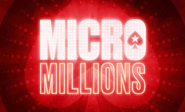 MicroMillions : le festival low cost de PokerStars de retour du 31 janvier au 11 février