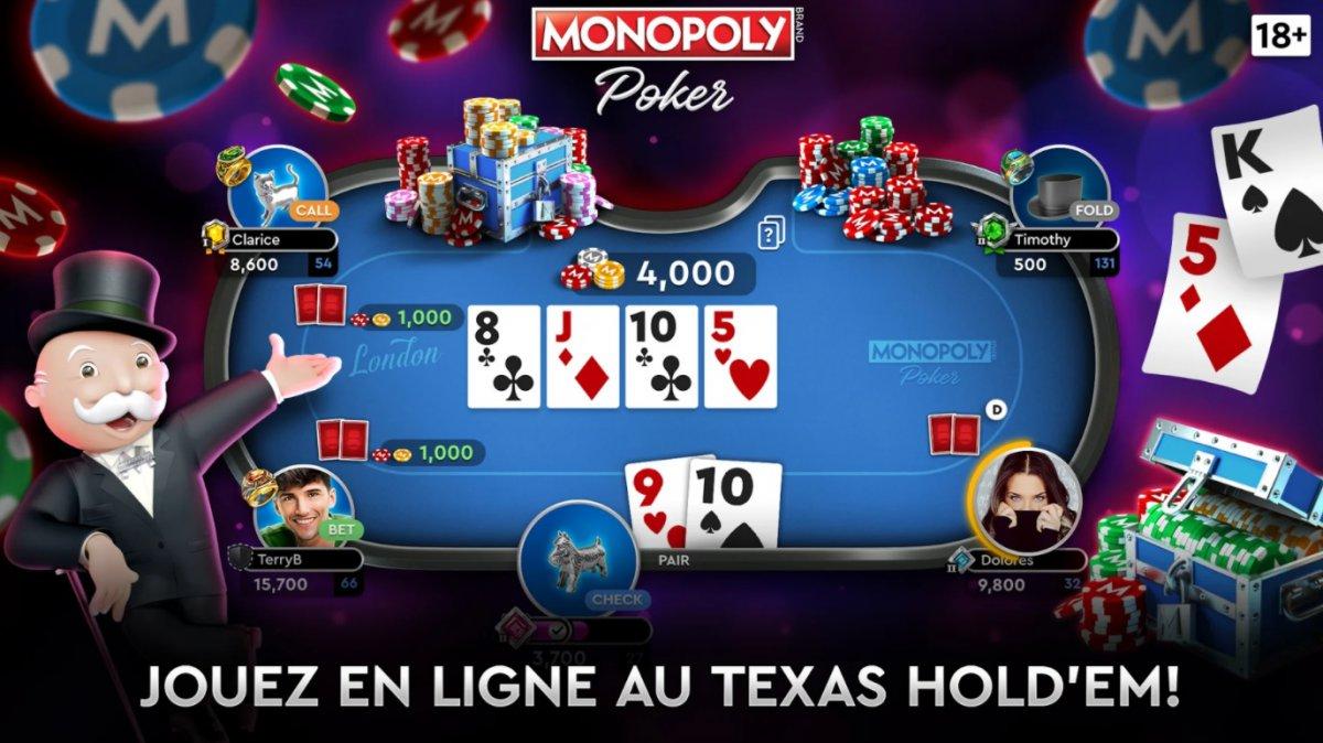 Monopoly Poker : le célèbre jeu de plateau se met au Hold'em