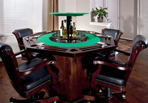 la table de poker avec bar int gr de nexus 21 mat riel de poker. Black Bedroom Furniture Sets. Home Design Ideas