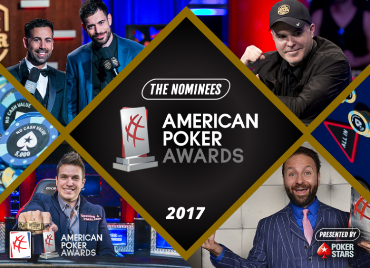 American Poker Awards : trois nominations pour Doug Polk