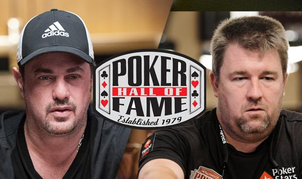 Chris Moneymaker et David Oppenheim intronisés au WSOP Poker Hall of Fame