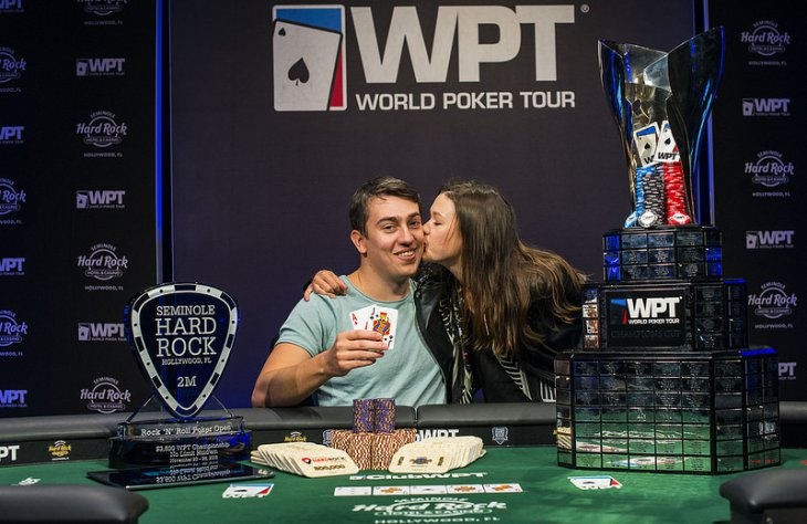 WPT Seminole Rock'N'Roll Poker Open : la revanche de Pavel Plesuv