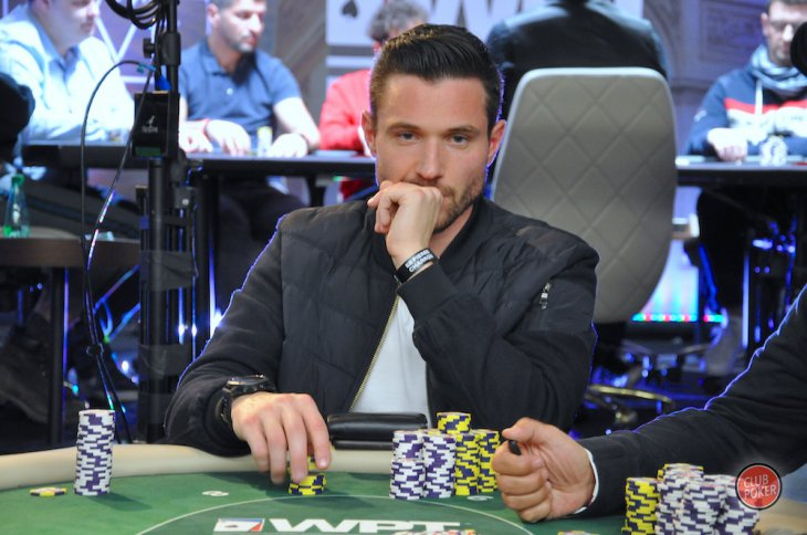 World Series of Poker Online : Pierre Merlin runner-up de l'Event 49
