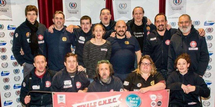 Poker Club Grande Champagne CNEC 2018