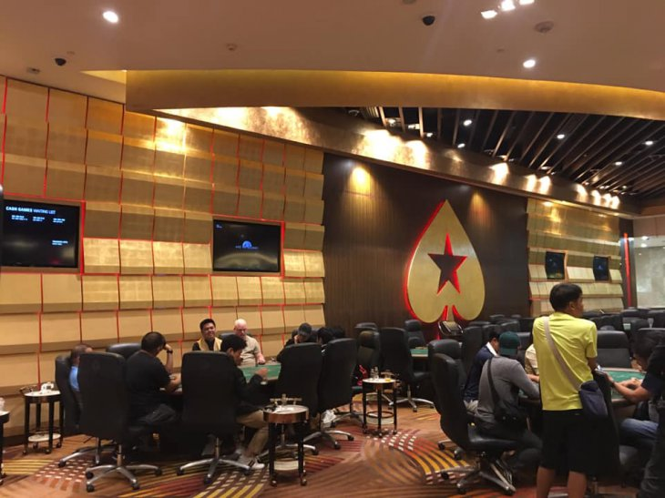 PokerStars Live Manila : la room perd son ancrage aux Philippines