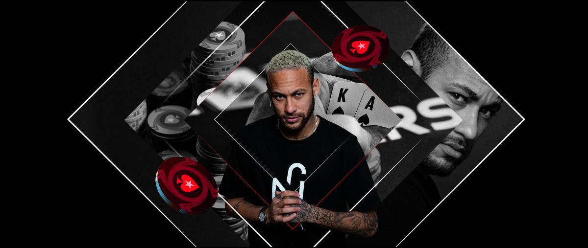 Sponsoring : PokerStars et Neymar convolent en secondes noces