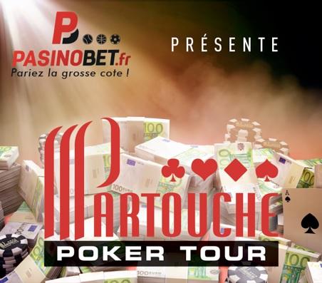 Partouche Poker Tour : tous les détails de la nouvelle édition
