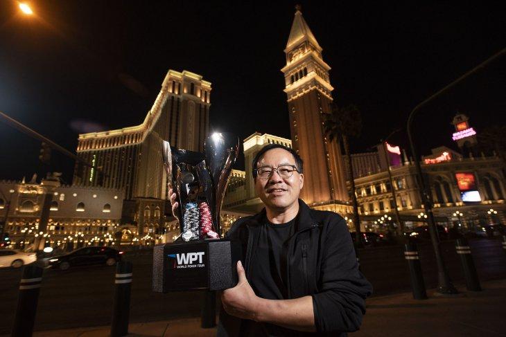 WPT Venetian : pour Qing Liu, une table finale peut en cacher une autre