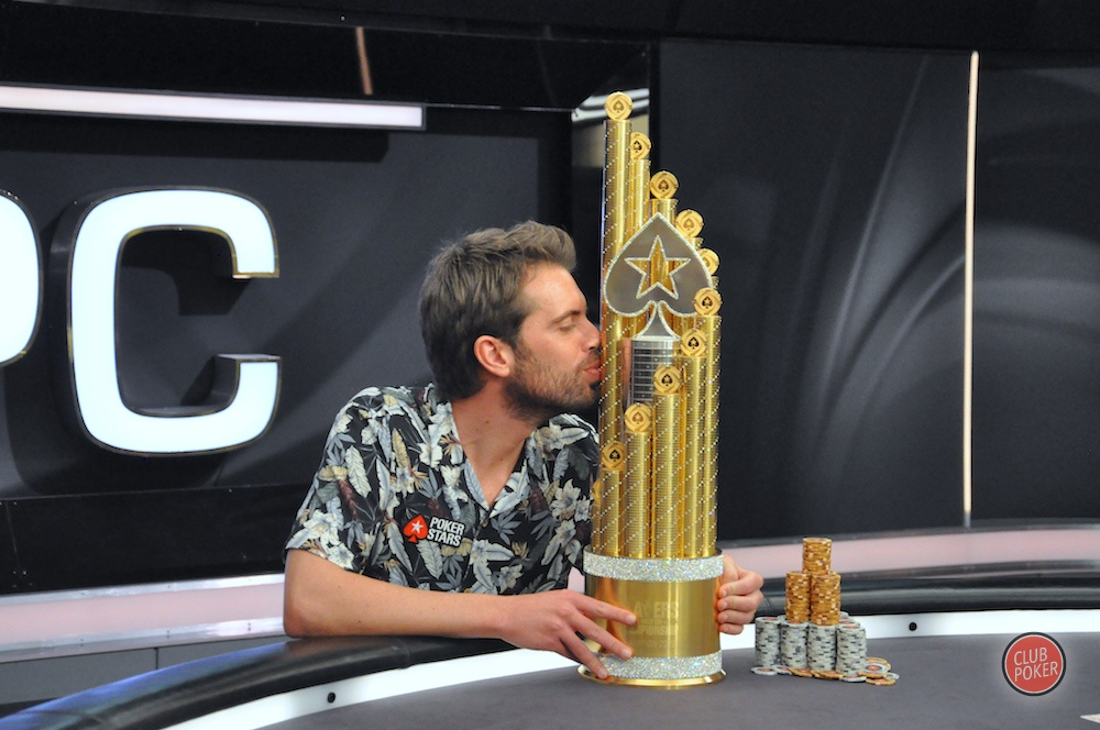 PokerStars Players Championship : Ramon Colillas vainqueur, Julien Martini 2e