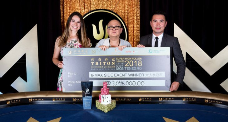 Triton Poker Series : au tour de Richard Yong de briller