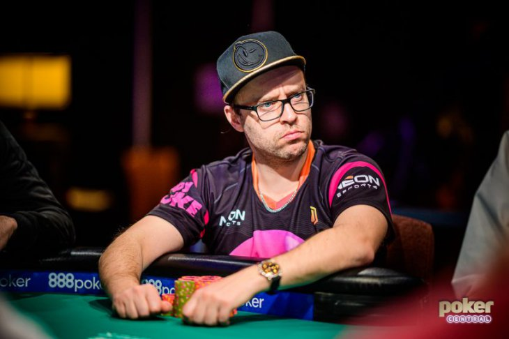 WSOP Player of the Year : Robert Campbell couronné après un gros imbroglio