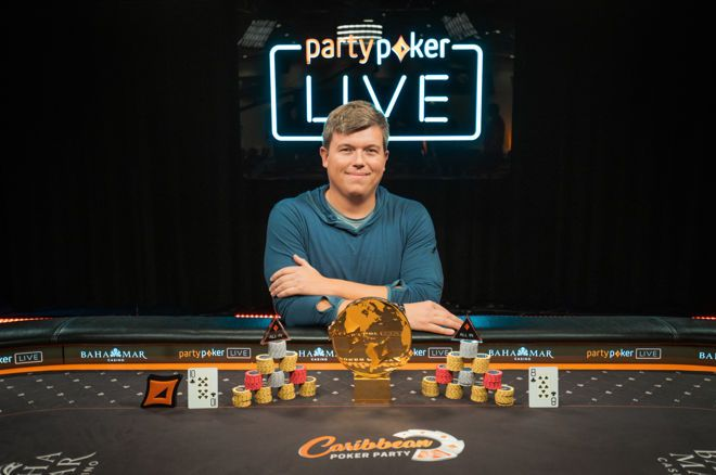 Caribbean Poker Party : le 25 500 $ Millions World pour Roger Teska