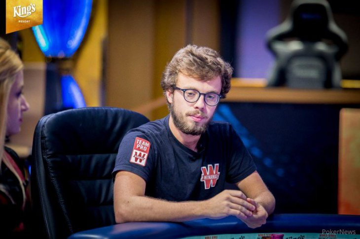 WSOP Europe : encore un podium pour Romain Lewis !