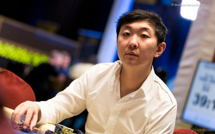 Triton SHR Series : Rui Cao en table finale du Main Event