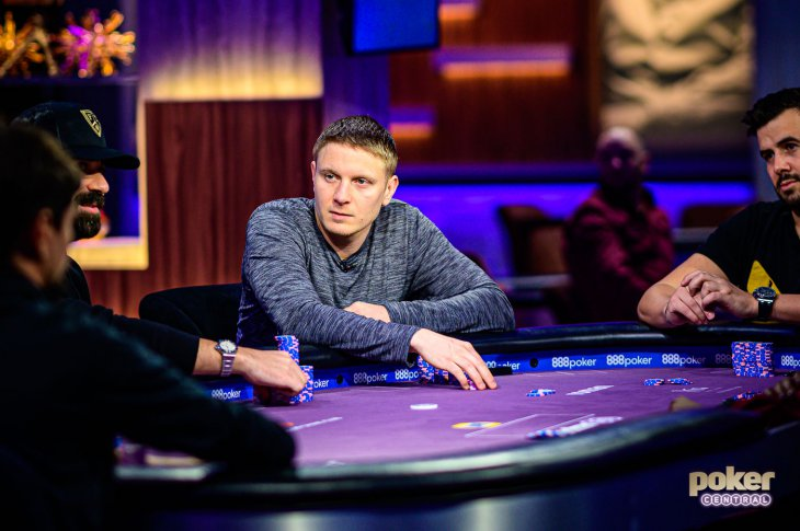Poker Masters : Sam Soverel enchaîne les tables finales