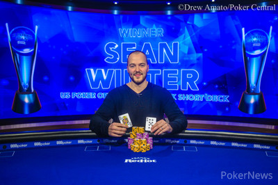US Poker Open : irrésistible Sean Winter !