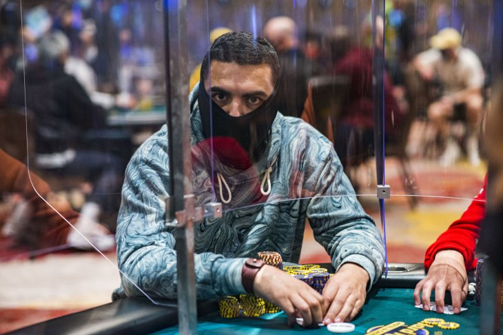 WPT Seminole Hard Rock Poker Showdown : au bon souvenir de Sélim Oulmekki