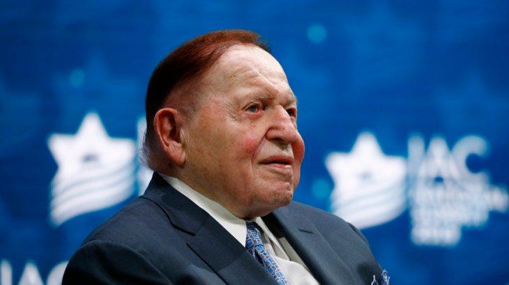 Sheldon Adelson : le fondateur du groupe de casinos Las Vegas Sands est mort