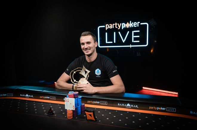 Caribbean Poker Party : Steffen Sontheimer vainqueur du Super High Roller