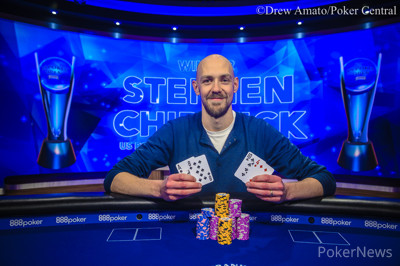US Poker Open : Stephen Chidwick dans son jardin