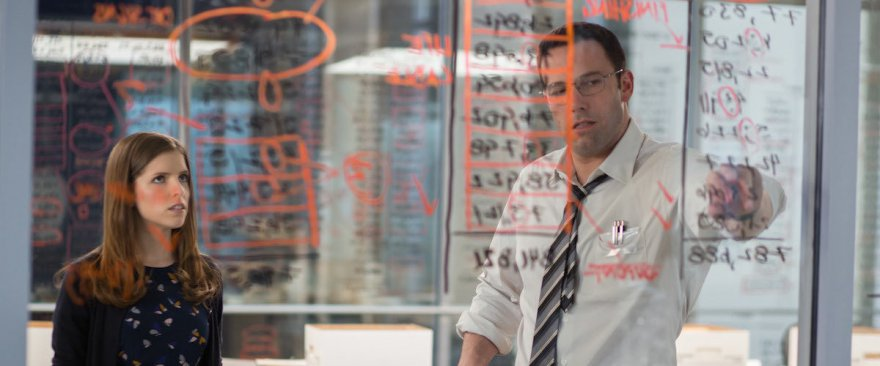 The Accountant Ben Affleck Anna Kendrick
