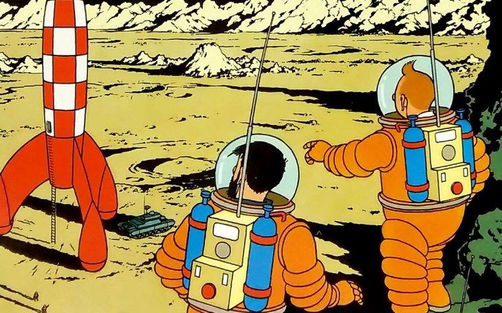 Galactic Series : la France marche sur la lune, l'Espagne marque l'histoire