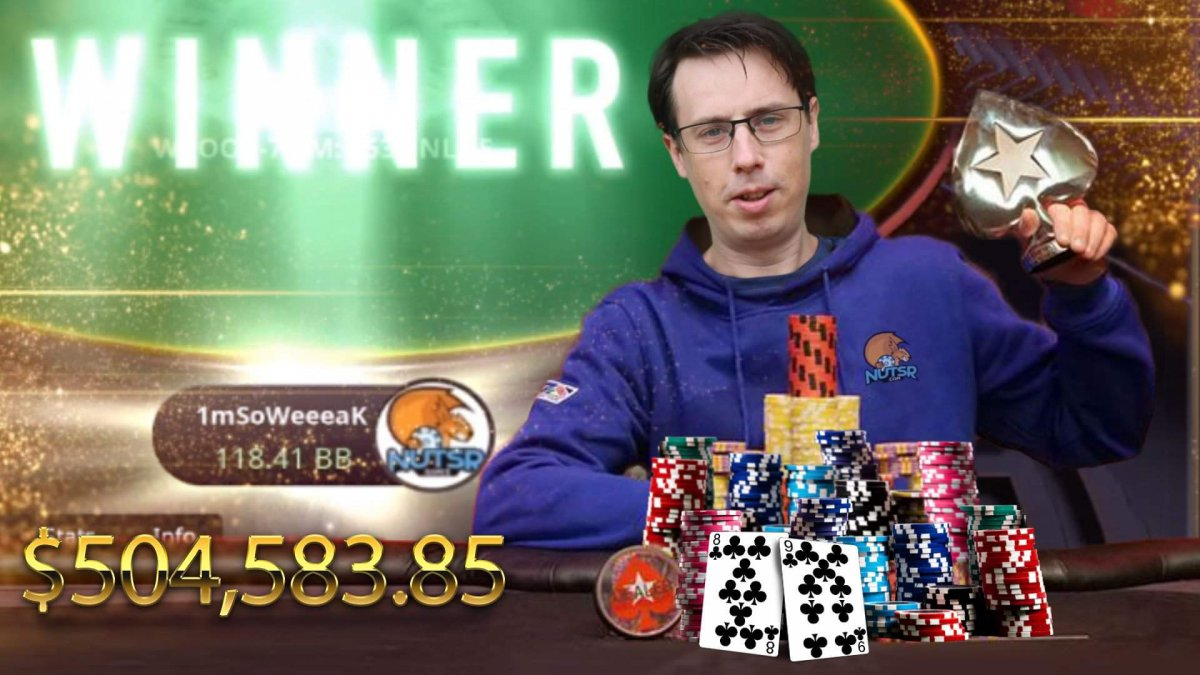 WCOOP : Romain Nussmann vainqueur du Main Event Medium