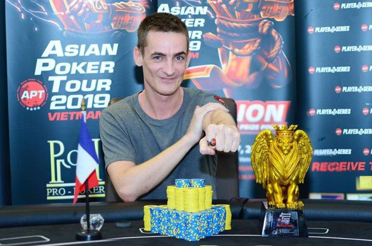 APT Vietnam : la démonstration de force de Vincent Chauve - Club Poker