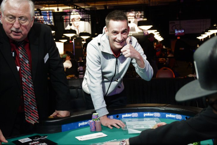 WSOP : Vincent Chauve en table finale du Monster Stack