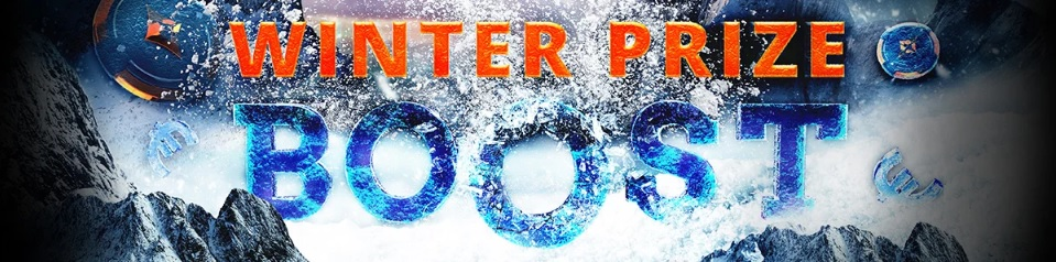Winter Prize Boost partypoker
