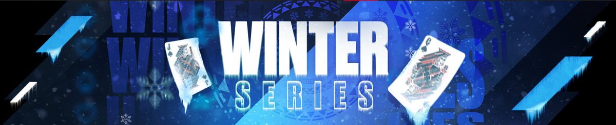 Winter Series : 15 000 000 € garantis sur PokerStars du 25 décembre au 17 janvier