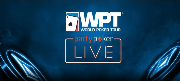 World Poker Tour et partypoker Live