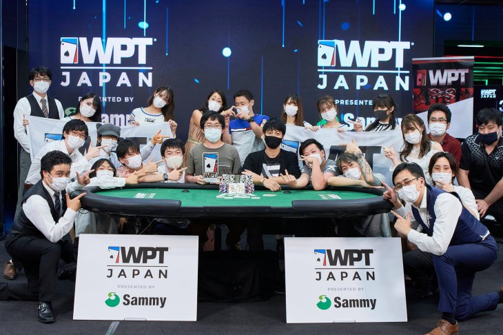 WPT Japan : retour en live concluant pour le World Poker Tour