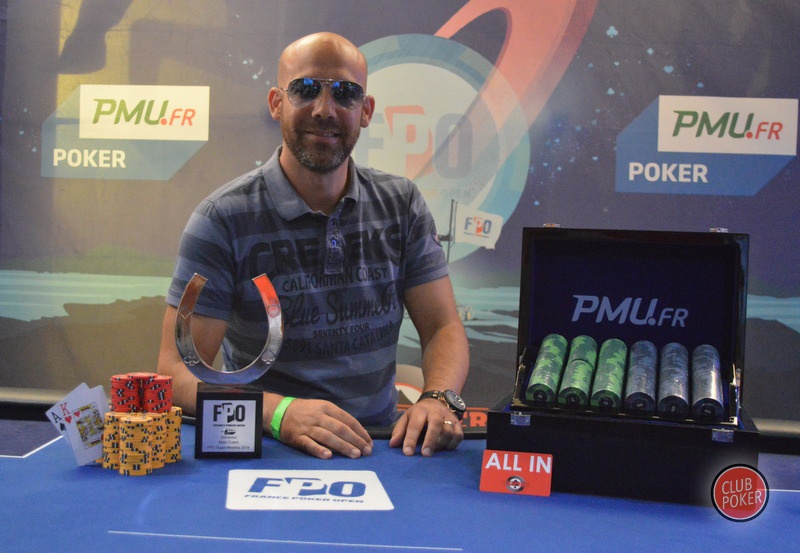 FPO Gujan-Mestras : Yannick David vainqueur, PileThemUp runner up