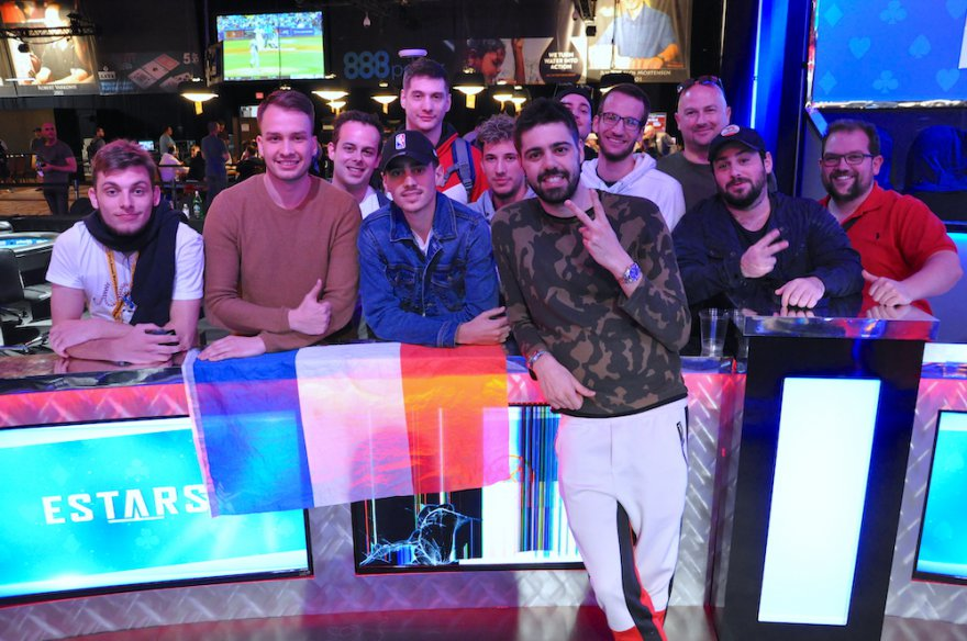 World Series Of Poker : la seconde marche aussi pour YoH ViraL