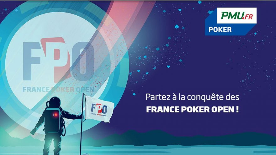 France Poker Open : la saison 3 du circuit de PMU Poker