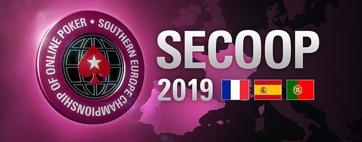 PokerStars SECOOP 2019