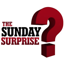 Sunday Surprise logo