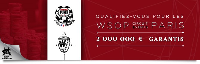 WSOP circuit event paris